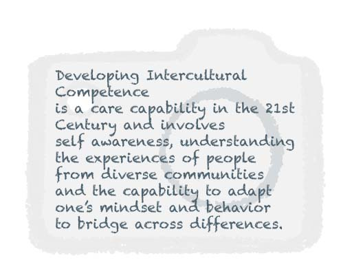 In Workshops Visual Storytelling Online developing Intercultural Competence comes with the exchange between people of different nationalities, we have respect for different values.